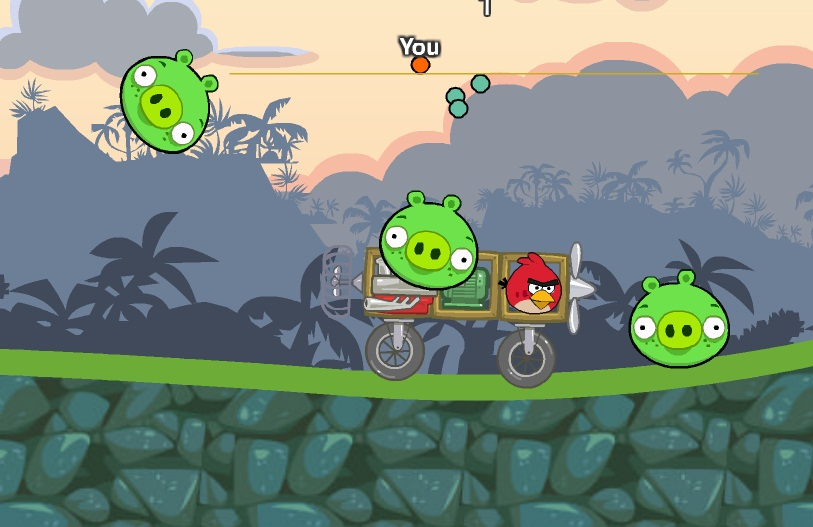 Angry Birds Car Racing Games Free Online