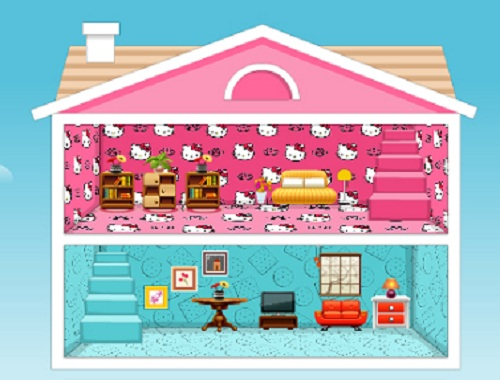 Play Doll House Decorating Games Milmaload