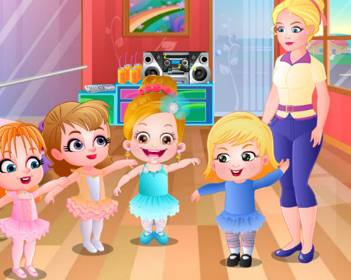 Loola Baby Fashion Games