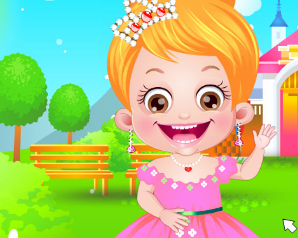 Baby Hazel Games - Free online Games for Girls - GGG.com