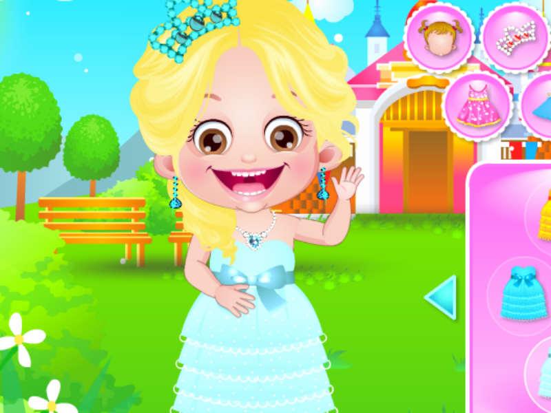 baby hazel dress up games free