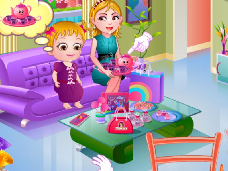 Baby Hazel Tea Party Play The Best Online Games ...