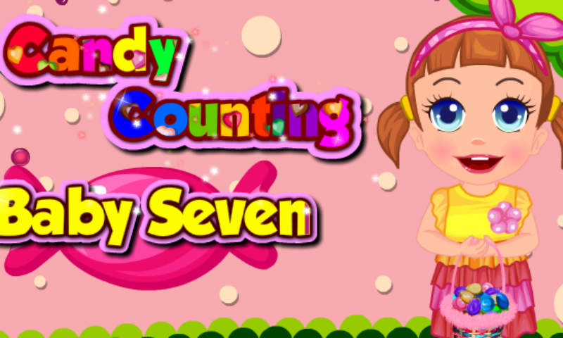 Baby Seven Candy Counting