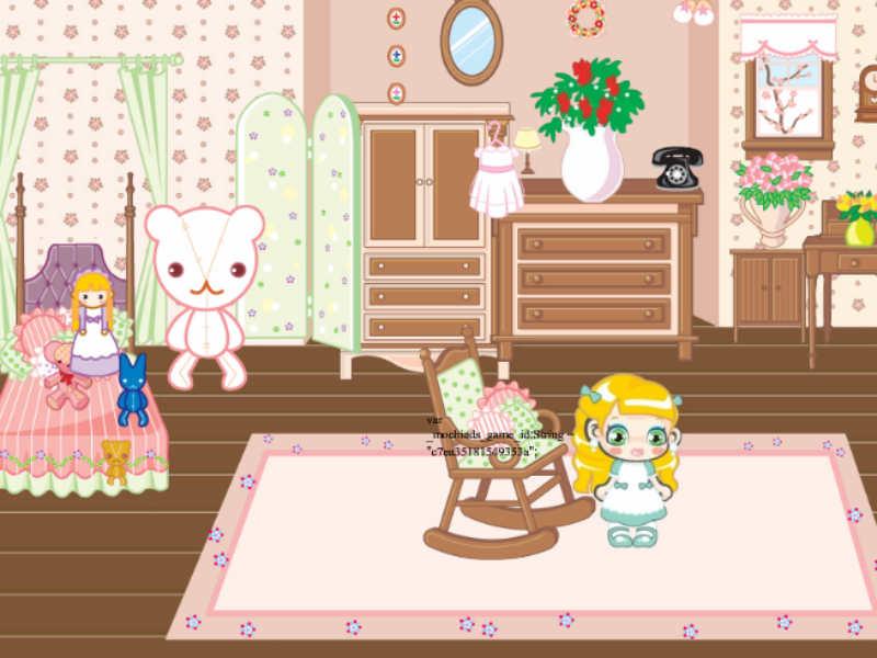 Decor Little Girl Bedroom