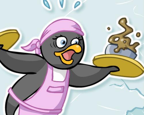 penny penguin diner
