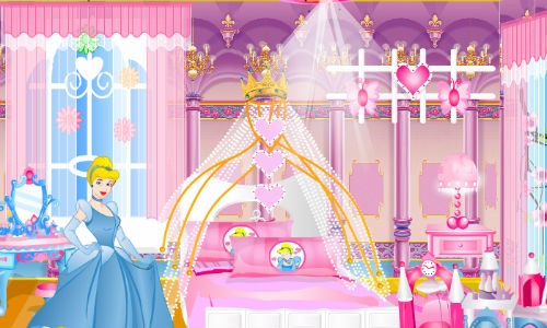 Disney Princess Room Decoration