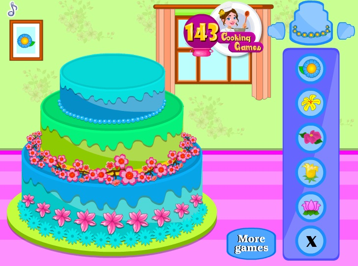 free wedding cake games wedding cake 14453