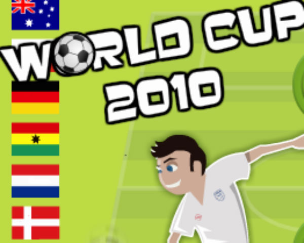football world cup games 2010