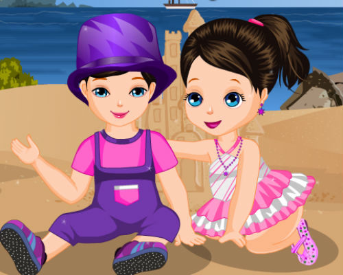 Summer Kids Dress Up