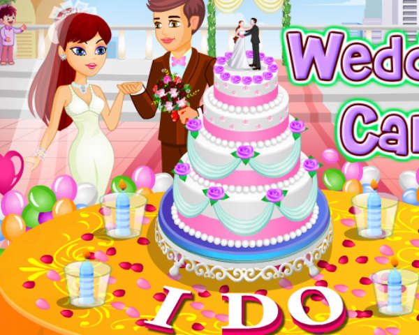 barbie wedding cake cooking games decorating cake billingsblessingbags org 11070