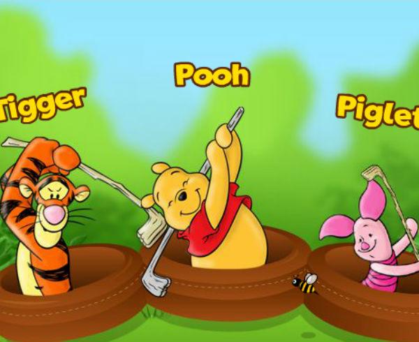 Winnie The Pooh Golf