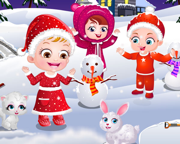 baby-hazel-christmas-time0