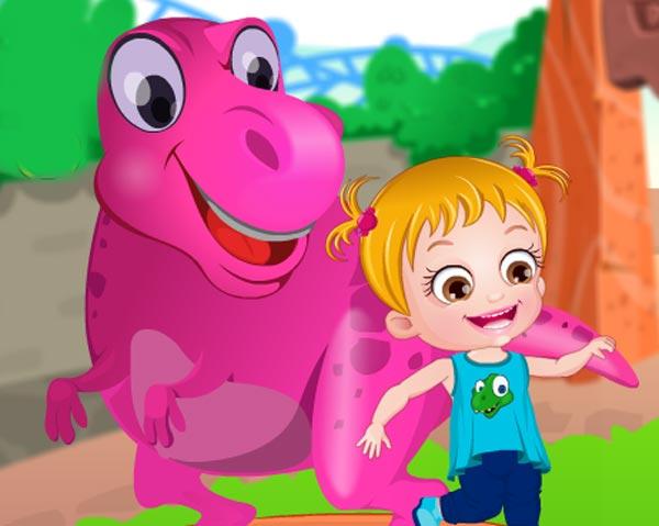 baby-hazel-dinosaur-park0