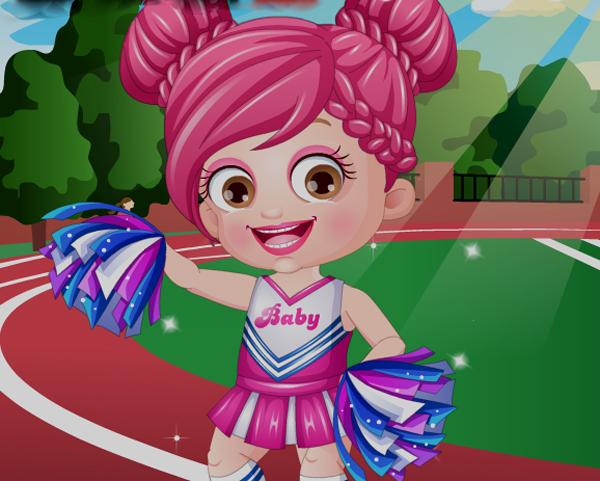 baby-hazel-cheerleader-dressup0