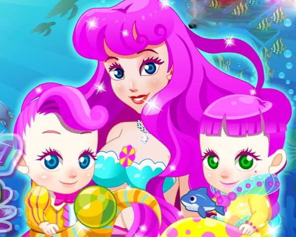 mermaid-gives-birth-twins0