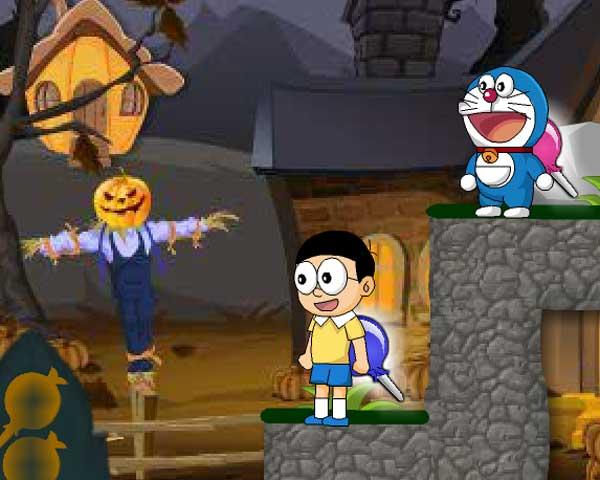 doraemon halloween0