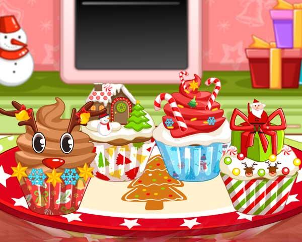 adorable christmas cupcakes0