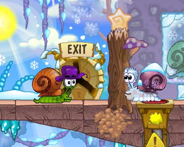 snail bob 6 winter story0