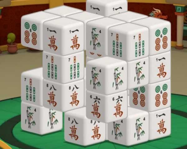mahjong dimensions 3d0