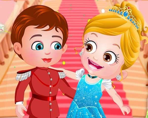 Baby Hazel Cinderella Story - Baby Hazel Games