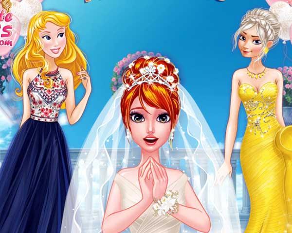 Princesses Wedding Crashers0