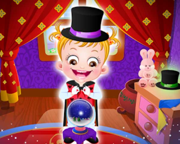 baby-hazel-magic-show0