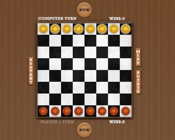 checkers-mania