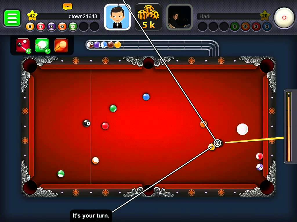8 Ball Pool - Clubs - A free iPhone Game - Miniclip