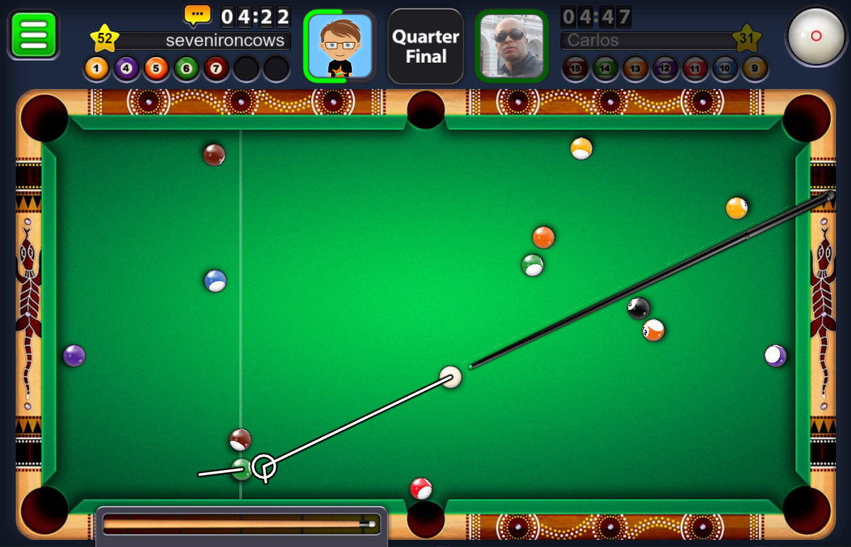 8 Ball Pool Hack 100% (Cheat Codes for Money and Coins)