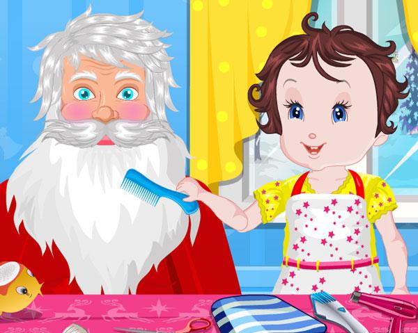 Baby Lisi Santa Claus 2