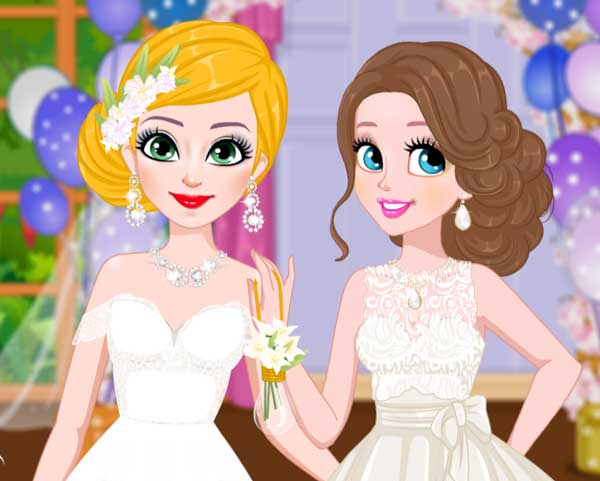 Disney Princess Wedding Studio