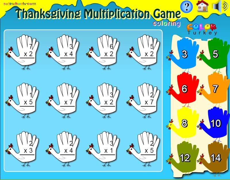 Softschools Multiplication aprita – Softschools Multiplication Worksheets