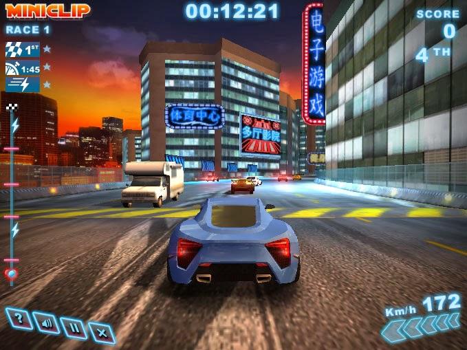 Turbo Racing 3 Shanghai