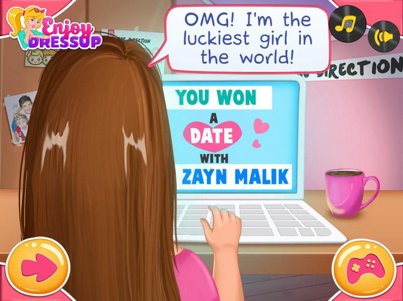 Dating zayn malik game in Perth